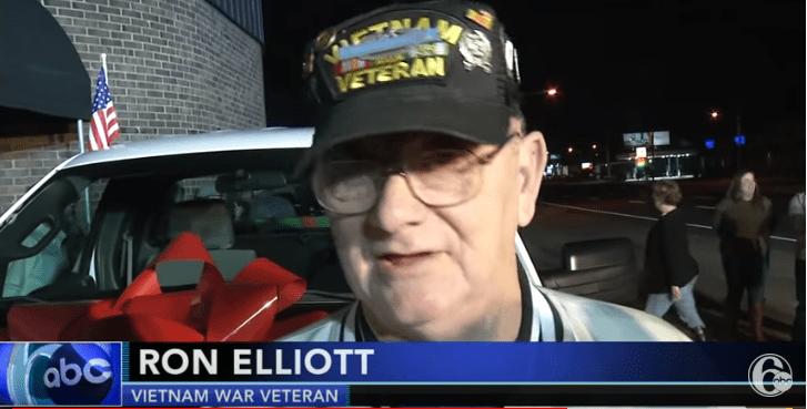 Delaware Vietnam Veteran Ron Elliott – Click on Picture to View Story