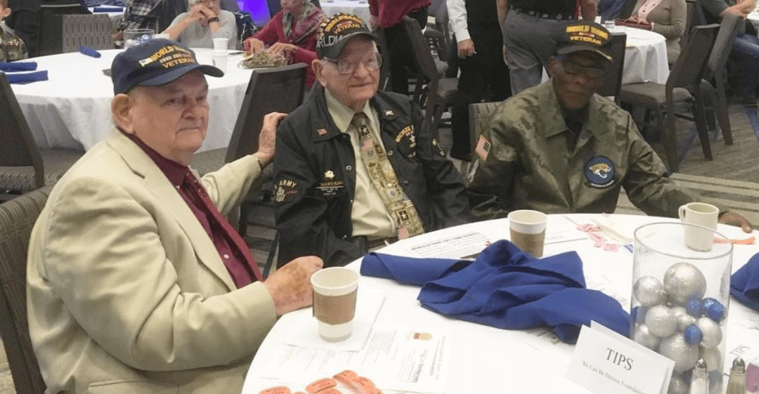 Foundation Hosts Memorable Pearl Harbor Day