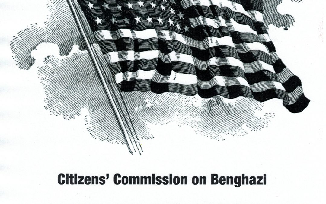 Citizens Commission on Benghazi Final Report