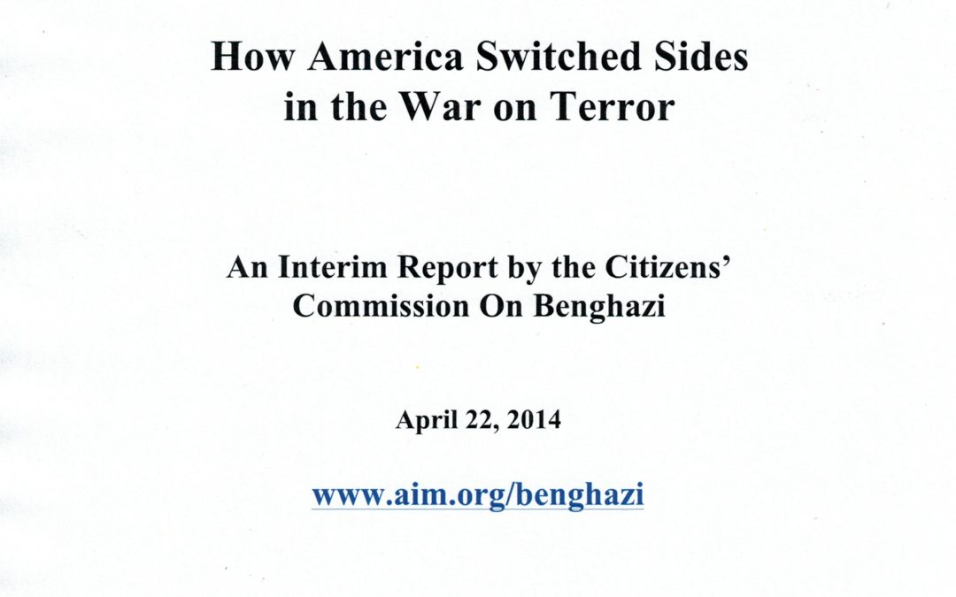 Citizen Commission on Benghazi Interim Report
