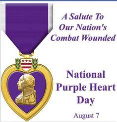 PRESS RELEASE:  Community BreakfastHonors Purple Heart Recipients