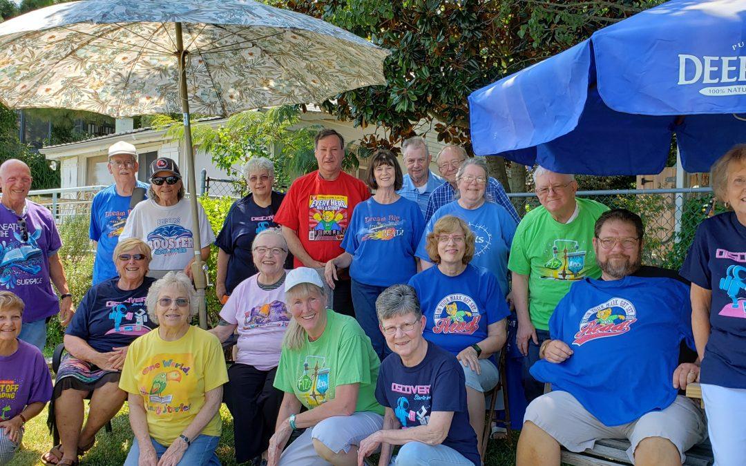 Unsung Heroes Honor Library Volunteers