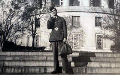 WWII Veterans Speak About VJ Day
