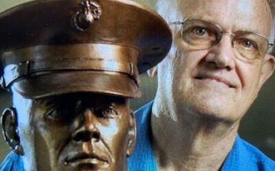 Unsung Hero:  Marine Veteran's Artistic Gift Helps Grieving Families