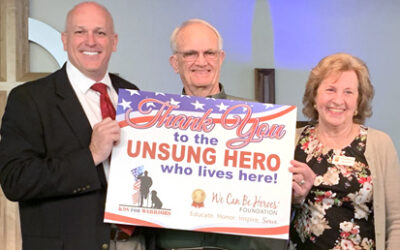WE CAN BE HEROES Foundation brunch a huge success
